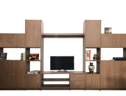 Living Room Furniture Model 2 TV